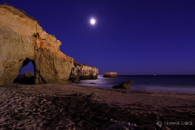 Playa de Alemaes, Albufeira, Algarve