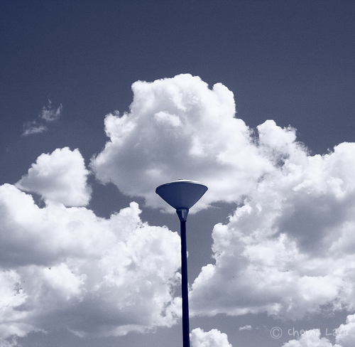 Antorcha de nubes